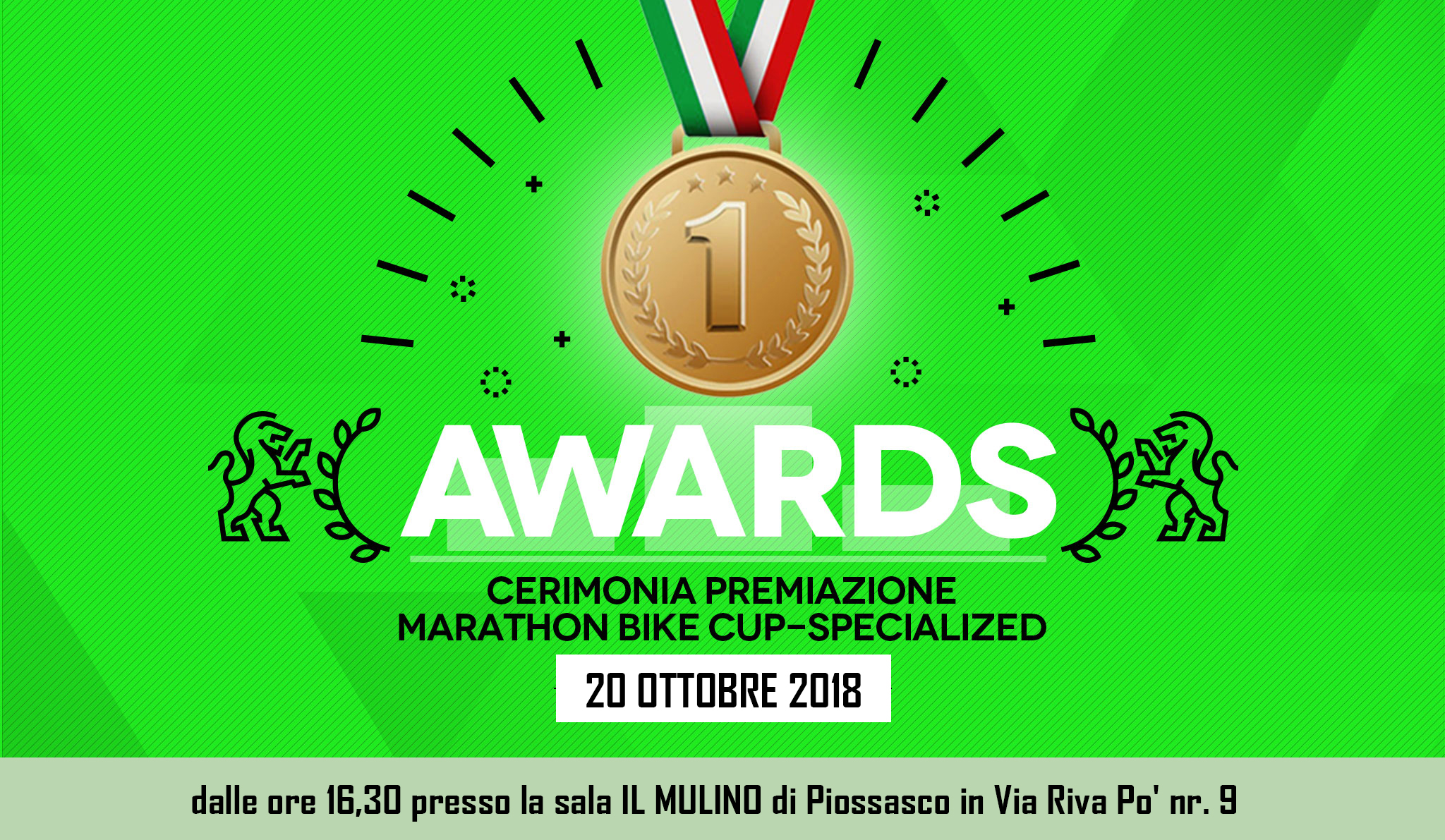 Marathon Bike Cup, circuito di Mountain Bike del Piemonte